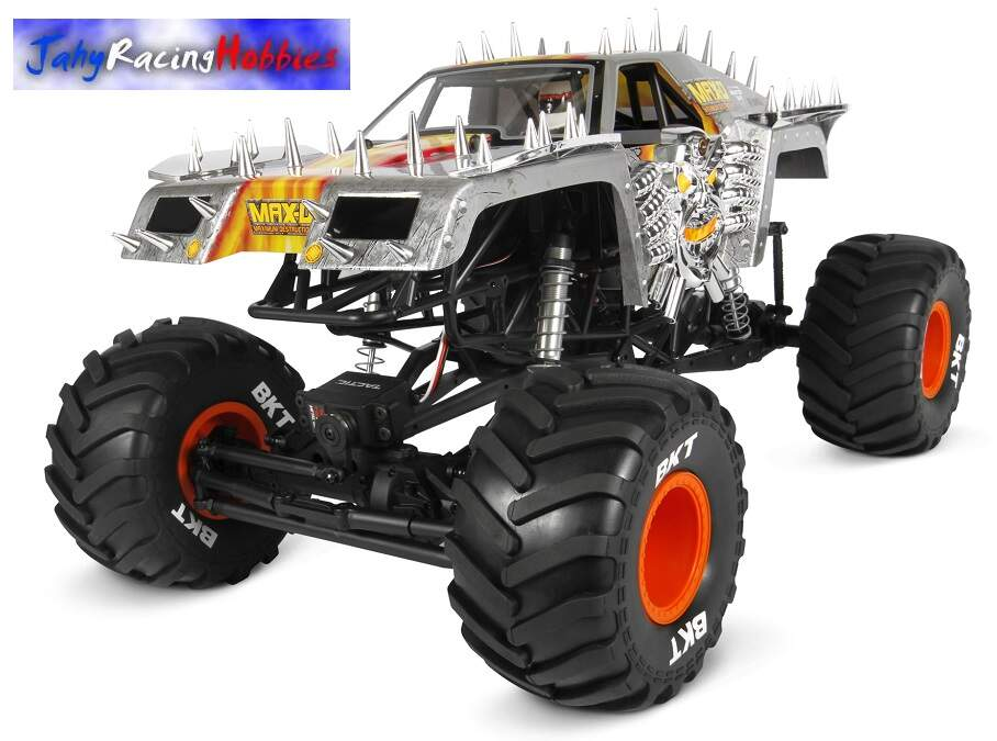 MAX-D Monster Jam Truck SMT10 RTR Axial