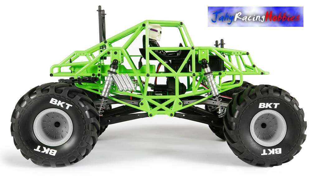 Grave Digger Monster Jam Truck SMT10 RTR Axial