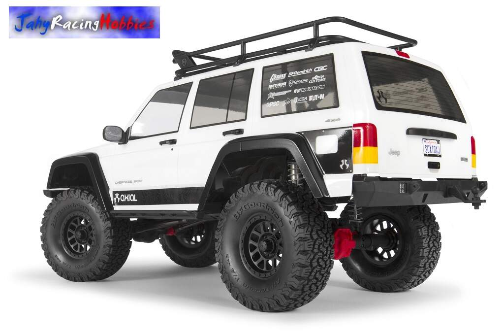 Jeep Cherokee 2000 SCX10 II Axial Kit