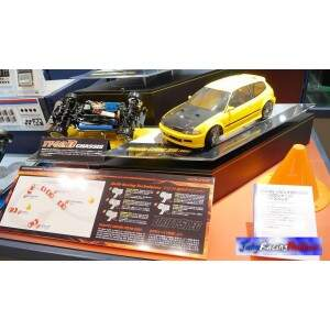Honda Civic Hatch SiR (EG6) TT02D Tamiya