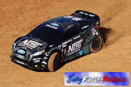 Ford Fiesta ST NOS Deegan 4WD Rally RTR