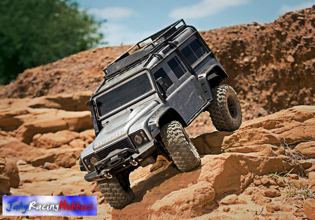 Land Rover Defender D110 TRX-4 Traxxas RTR