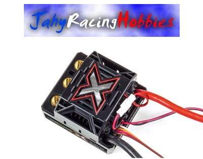 Kit Brushless Mamba X 25.2 WP ESC e Motor 2200kV Neu-Castle 1:8 Castle Creations
