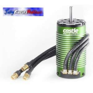 Kit Brushless Mamba X 25.2 WP ESC e Motor 1800kV Neu-Castle 1:8 Castle Creations