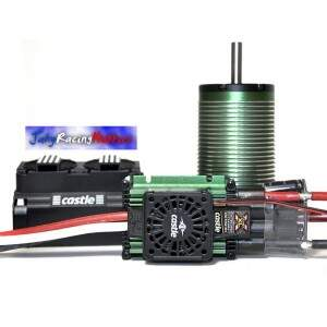 Kit Brushless XL X Extreme ESC e Motor 800kV Neu-Castle 1:5 Castle Creations