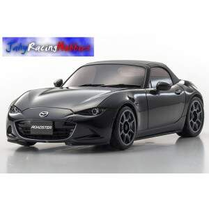 Mini-Z Mazda MX-5 Roadster Preto MR-20s Sports Drift RTR Kyosho