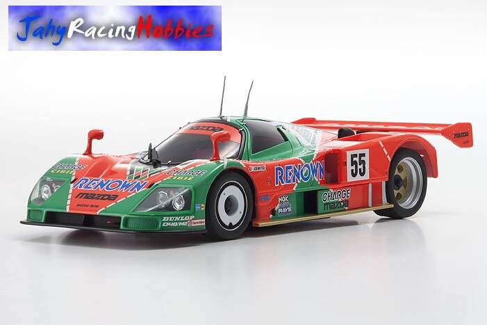 Mini-Z Mazda 787B Nº55 LM1991 RS MR-03S2 Sports RTR Kyosho