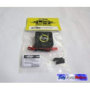 Cooler Tornado 40mm x 40mm para ESC Yeah Racing