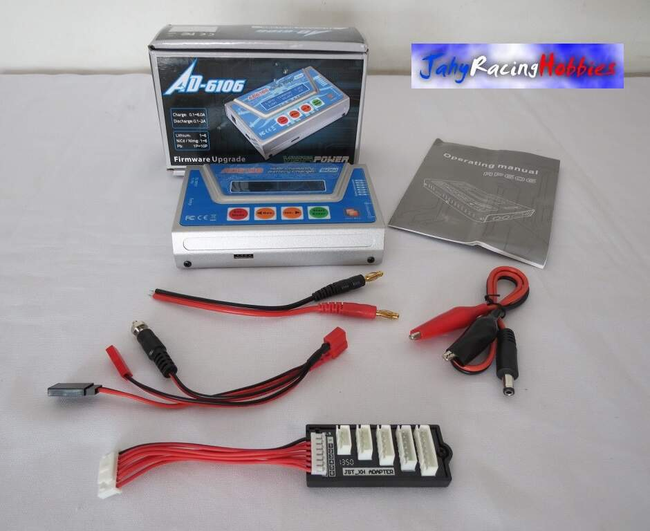 Carregador AD-6106 Vista Power