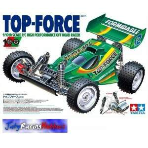Buggy Top Force 2017 4WD Tamiya