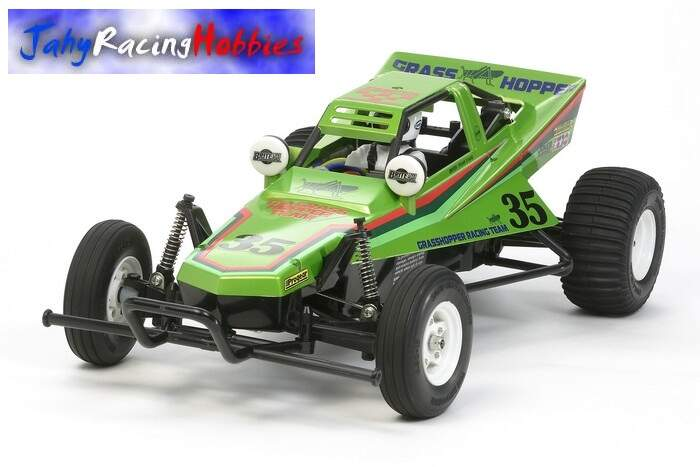 The Grasshopper Candy Green Edition Tamiya