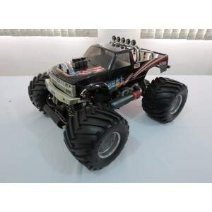 Monster Truck Glow USA-1 Pro a Combustão 1/8 Kyosho
