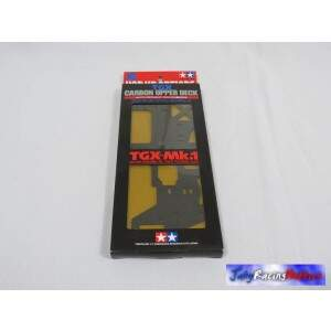 TGX Carbon Upper Deck Tamiya