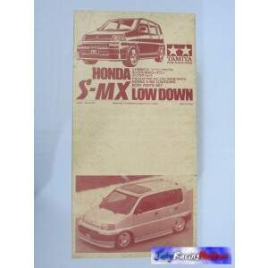 Bolha Honda S-MX Low Down Tamiya