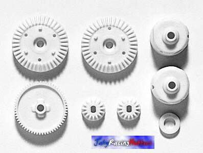 Set de Coroas TT01 G Parts Tamiya