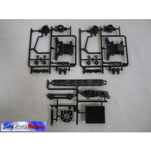 Upright A Parts TT01 Tamiya