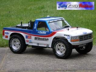Pick-up Ford F-150 TA02 Tamiya