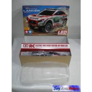 Mitsubishi Racing Lancer Rally Tamiya