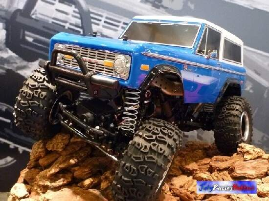 Ford Bronco 1973 Crawler CR-01 Tamiya