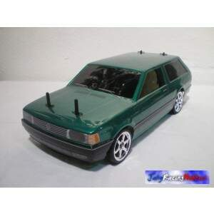 VW Parati GLS 92 Verde Metálico Drift RTR By Jahy
