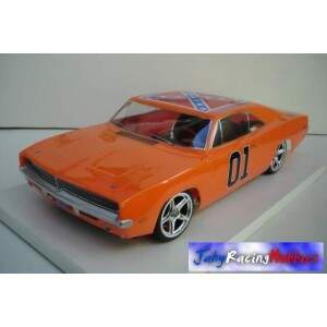 Bolha Dodge Charger R/T USA General Lee