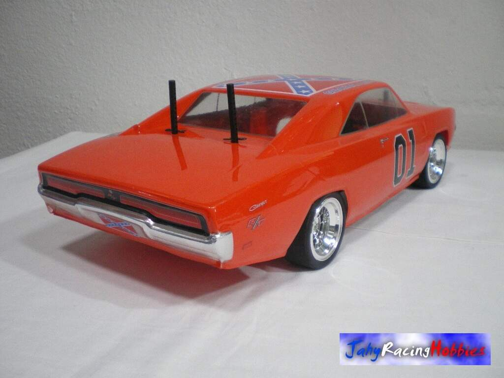 Dodge Charger R/T General Lee RTR By Jahy