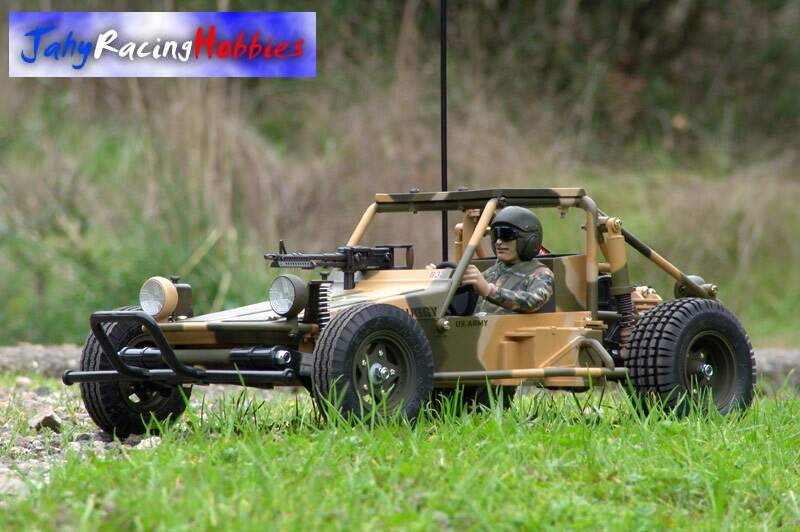 Fast Attack Vehicle Tamiya