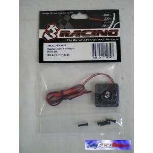 Cooler 25mm x 25mm para Speed 3 Racing