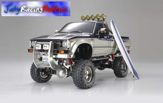 Toyota Hilux High Lift Tamiya