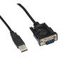 Cabo Adaptador Serial x USB Feasso - FCA-06