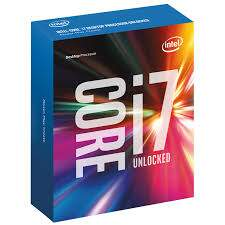 Intel® Core? i7-7700K Processor8M Cache, up to 4.50 GHz