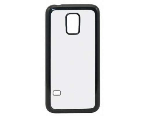 Case TPU Transparente para Galaxy S5 mini (2D) Sublimatica