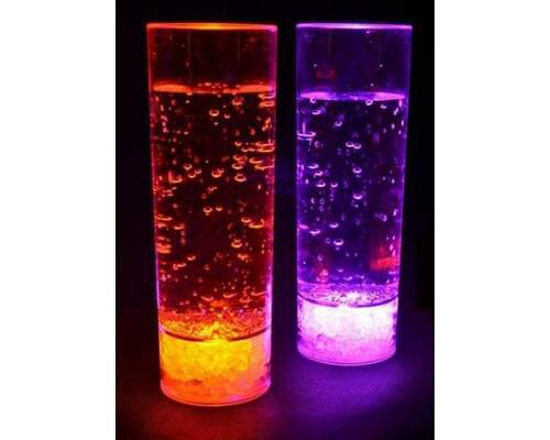Long Drink LED (Transparente)