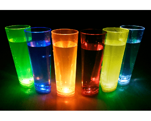 Long Drink LED (Verde)