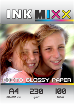 Photo Glossy Paper (20 fls A4)