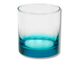 COPO WHISKY DEGRADE AZUL (350 ml)
