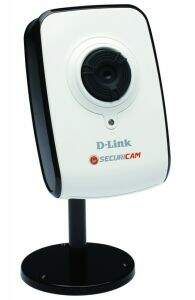 Dlink DCS-910 Camera de video vigilância IP acesso via internet