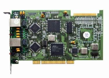 Placa Digivoice VB6060