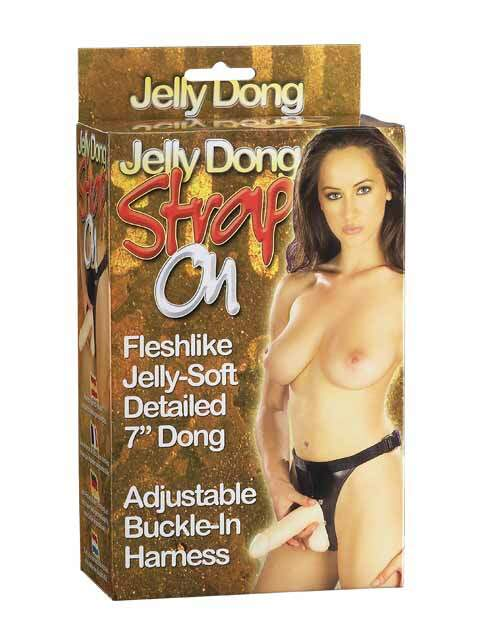 Jelly Dong Strap On l SVC-46