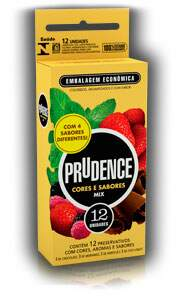 Prudence Cores e Sabores Mix  PP-14