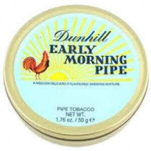 Fumo para cachimbo Dunhill Early Morning Pipe lata c/50gr.