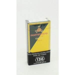 Cigarrilha Monte Cristo Open  Mini caixa c/10