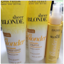 John Frieda Sheer Blonde Go Blonder Trio Kit (3 produtos)