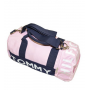 Tommy Hilfiger Mini Logo Duffle Bag Rosa