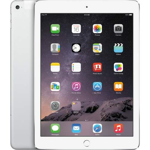 Novo iPad Air 2 16GB com W-Fi + Celular