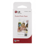 Filme Papel LG Pocket Photo Printer