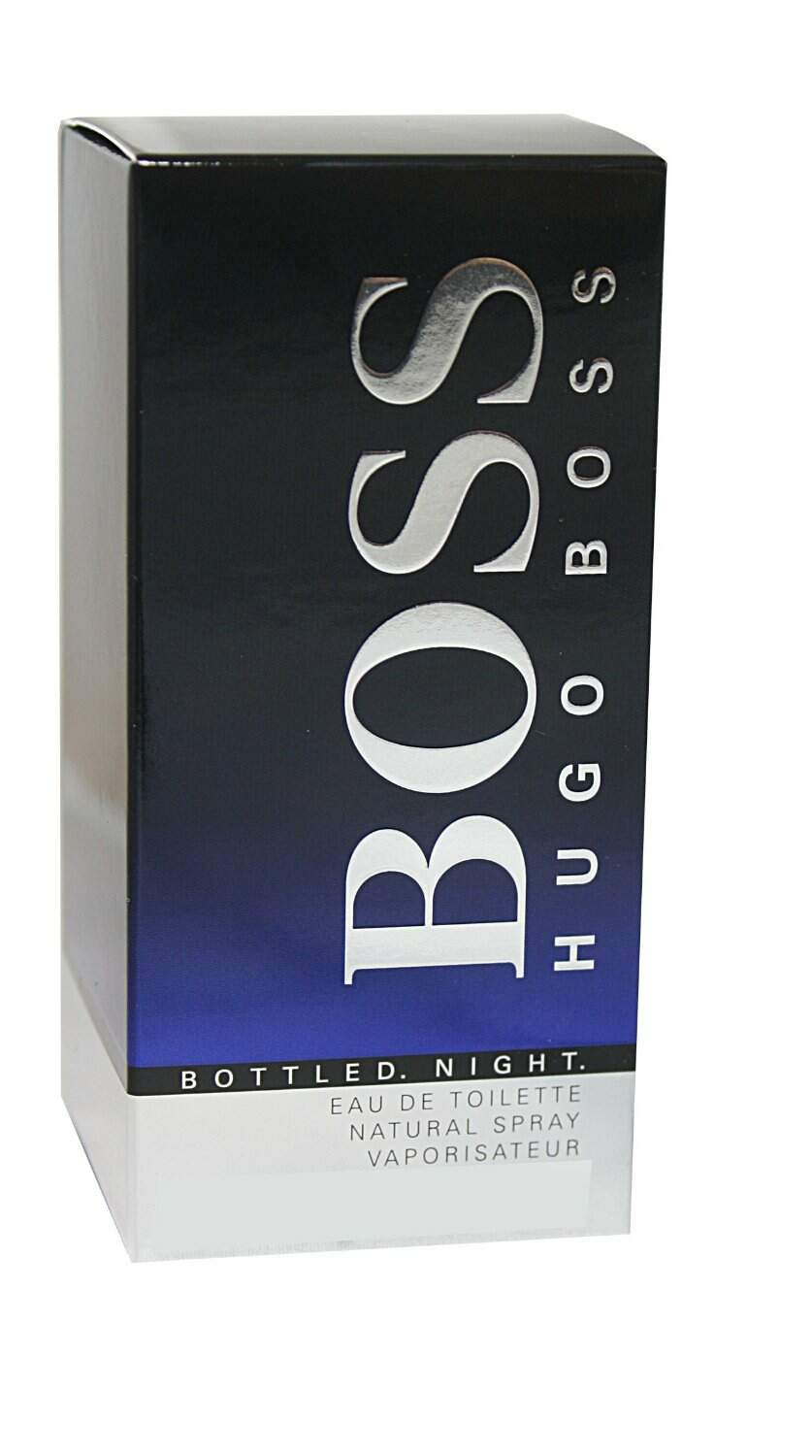 Perfume Hugo Boss Masculino Boss Bottler Night 100ml