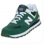 New Balance 574 Masculino Verde e Branco - Green/White