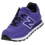 New Balance 574 Masculino Roxo Preto - Purple/Black