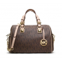 Michael Kors Grayson Media - Marron